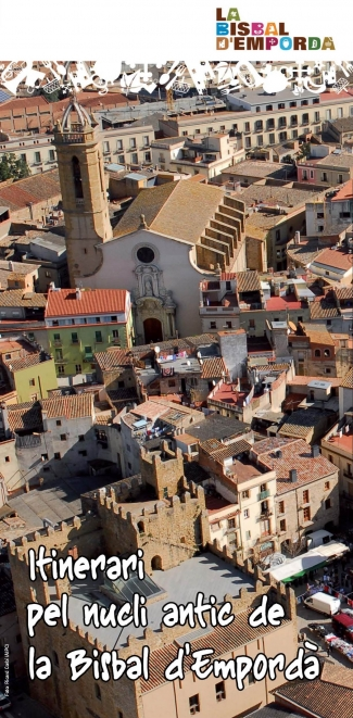 Itinerary through the old centre of la Bisbal d'Empordà